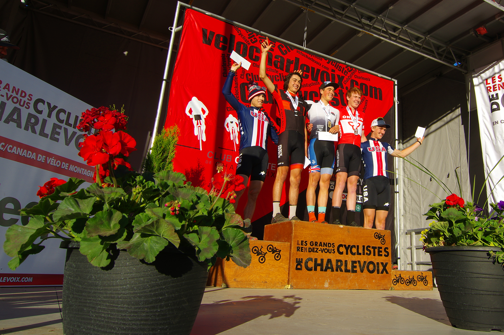 XCO 2018_junior M podium