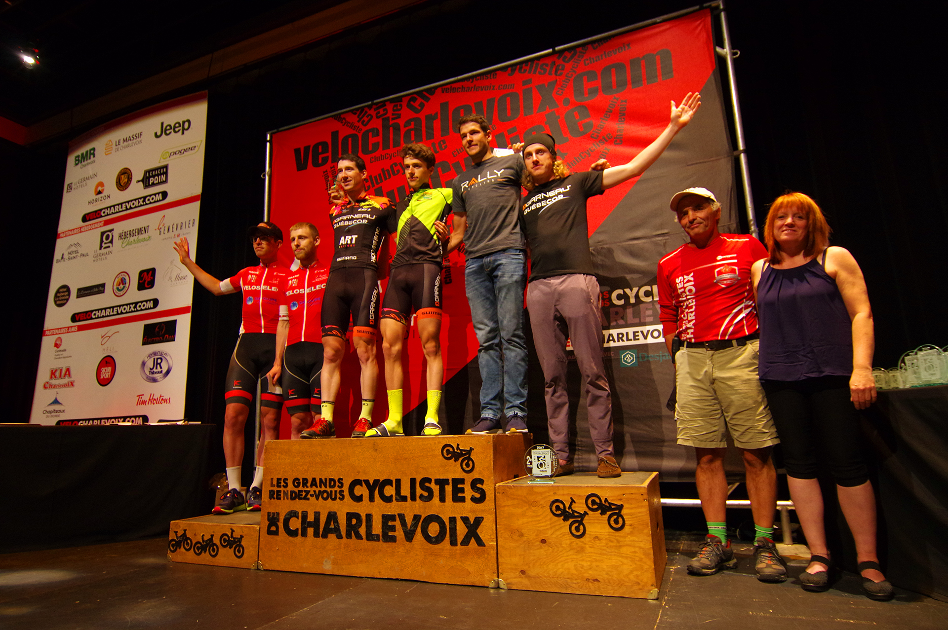 Podium Senior 1-2 H Cumulatif