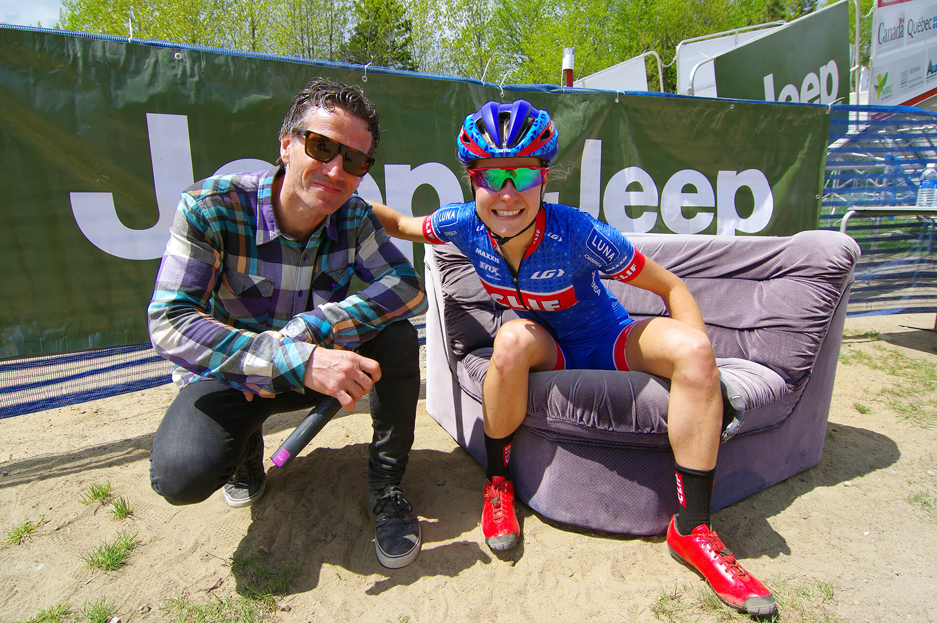 Maghalie XCT hot seat